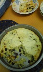 NO egg sponge cake
